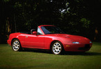 Thumbnail Mazda MX5 Workshop Service Manual 1990