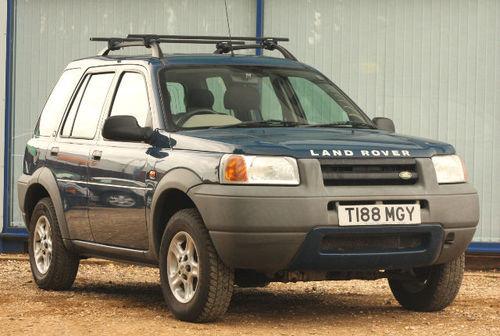 Product picture 1997-2000 Land Rover Freelander Workshop Repair Service Manual BEST DOWNLOAD