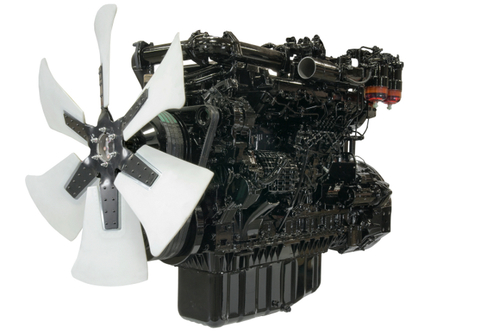 Product picture Isuzu AA-6SD1T Model Industrial Diesel Engine Workshop Service Repair Manual BEST DOWNLOAD