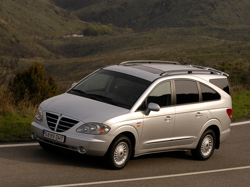 Product picture 2004-2012 SsangYong Rodius (aka Stavic) Workshop Repair Service Manual